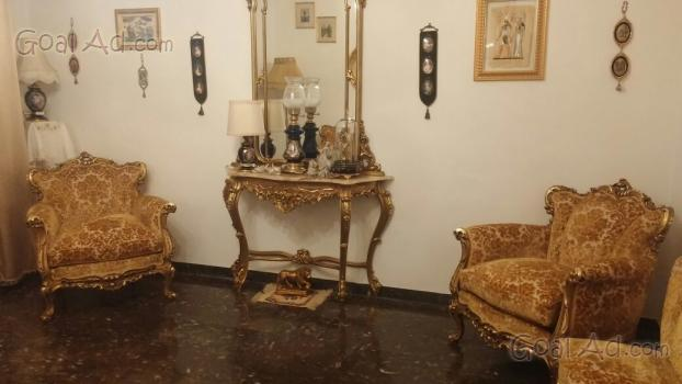 Camera Da Letto Barocco Piemontese: Stanza da letto stile barocco veneziano a termini imerese ...